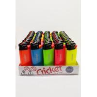 Mini Boy Cricket Çakmak (KDV DAHİL) 50 Adet Pastel Renk