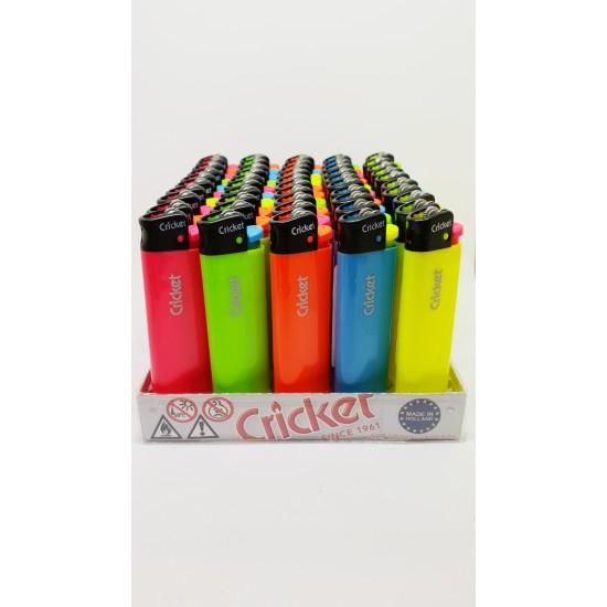 Cricket Çakmak (KDV DAHİL) 50 Adet Pastel Renk (Toptan Çakmak) by www.tahtakaledeyiz.com