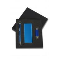 Kişiye özel powerbank usb kalem seti (Kişiye Özel -Hediyelik Setler) by www.tahtakaledeyiz.com