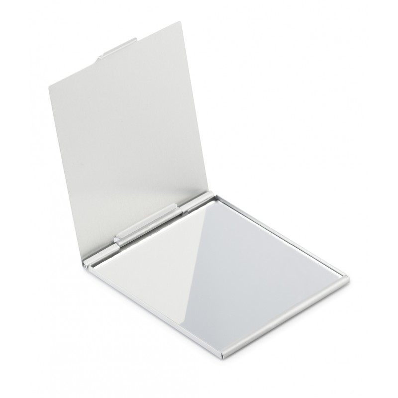 Gümüş Metal Ayna (Ayna) by www.tahtakaledeyiz.com