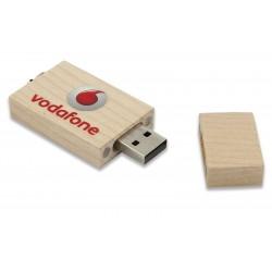 Ahşap USB Flaş Bellek 16 GB