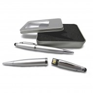 Kalem Şeklinde USB Bellek 16 GB (Metal kalemler) by www.tahtakaledeyiz.com
