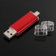 Kişiye Özel Hediye  Çift Traflı OTG  USB Android Bellek  16 GB (Kişiye Özel USB Bellekler) by www.tahtakaledeyiz.com