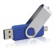 Çift Traflı 116 OTG Flaş Bellek 16 GB (Kişiye Özel USB Bellekler) by www.tahtakaledeyiz.com