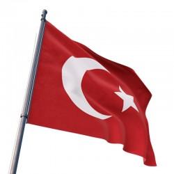 Türk Bayrağı 600x900 CM (Alpaka )