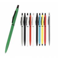 50 Adet Metal Tükenmez Kalem