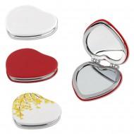 Hediyelik Kalp Mini Cep Aynası