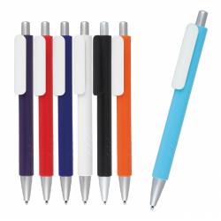 500 Adet Plastik Tükenmez Kalem
