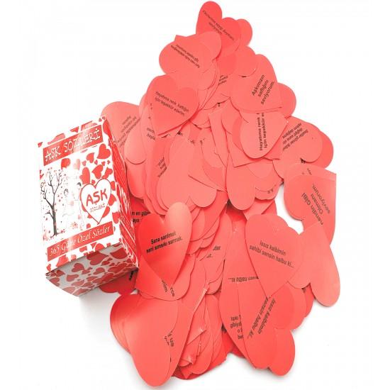 Yonca Taşlı Bileklik   ( 365 Adet Aşk sözleri Seti Hediyeli ) (Takılar) by www.tahtakaledeyiz.com