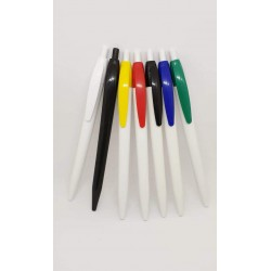 100 Adet Promosyon Plastik Tükenmez kalem