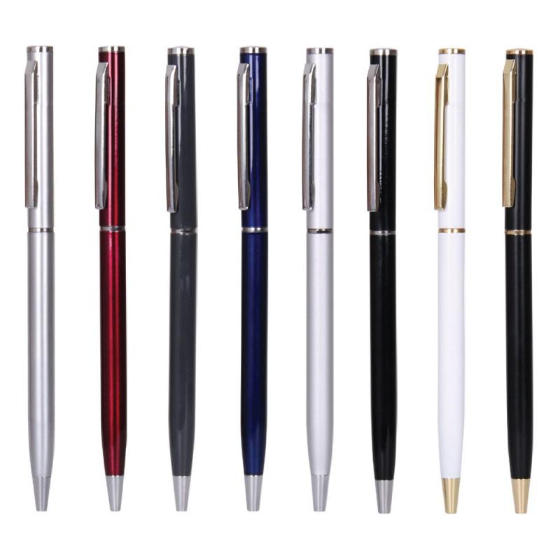 50 Adet Metal Tükenmez kalem (Metal kalemler) by www.tahtakaledeyiz.com