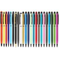 50 Adet Metal Tükenmez Touch pen
