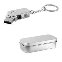Metal Usb Bellek 16 Gb