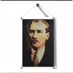 Atatürk Resimli Poster 30x50 cm