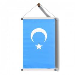 Askılı Doğu Türkistan Poster 30x50 cm