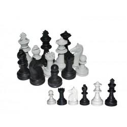 Satranç Piyonu Plastik Turnuva Boy