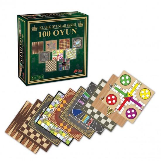 100 CLASSIC OYUN (Aile Oyunları) by www.tahtakaledeyiz.com