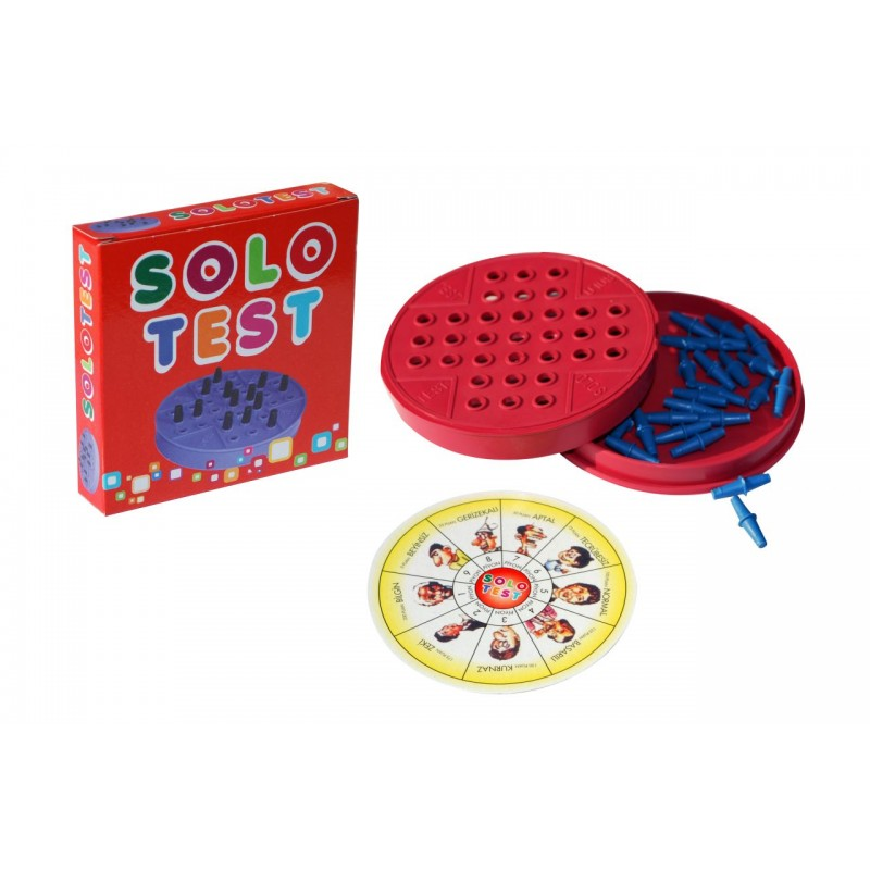 Solo Test (Aile Oyunları) by www.tahtakaledeyiz.com