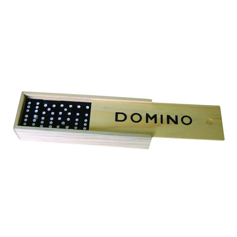 Ahşap Domino Seti (Aile Oyunları) by www.tahtakaledeyiz.com