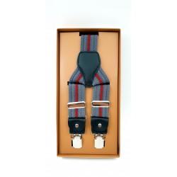 Pantolon Askısı Deri Bağlantılı