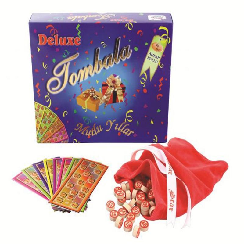 Deluxe Tombala seti 34 (Diğer Ürünler) by www.tahtakaledeyiz.com